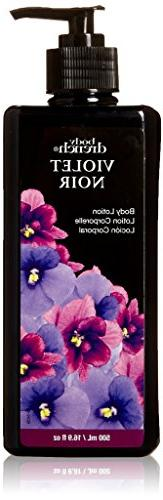 Body Drench Midnight Bloom Collection Violet Noir Body Lotio
