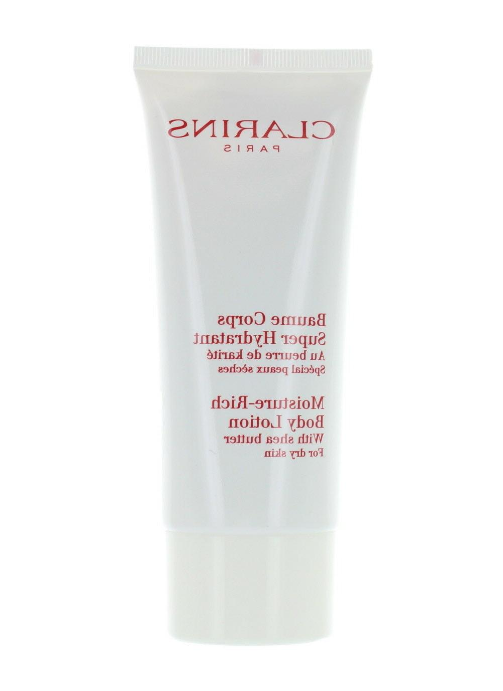 moisture rich body lotion for dry skin