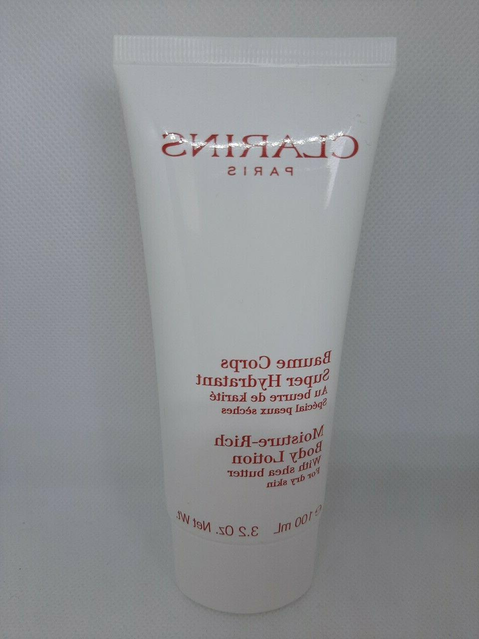Clarins Clarins Moisture-Rich Body Lotion with Shea Butter