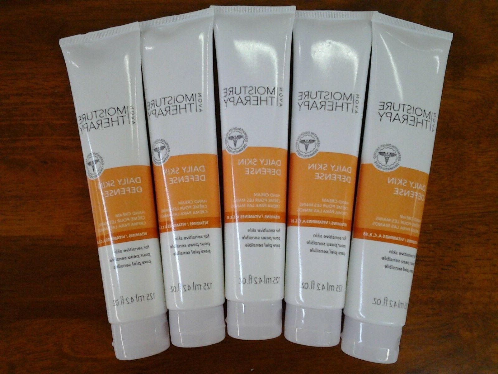 moisture therapy daily defense lotion lot of