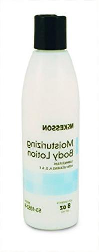 Mckesson Moisturizer Summer Rain Scent Body Lotion Bottle 8