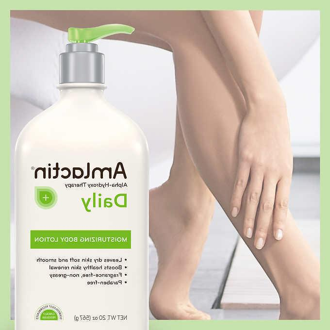 moisturizing body lotion alpha hydroxy therapy 20