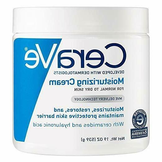 moisturizing cream 19 ounce daily face