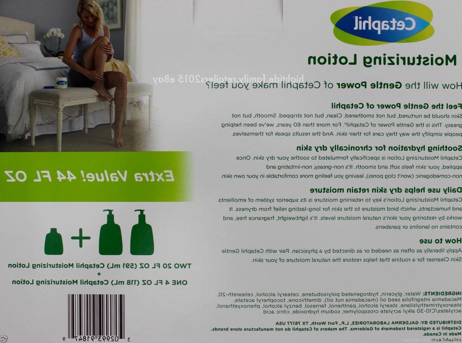 Cetaphil Lotion Body Fragrance-Free 20 Oz