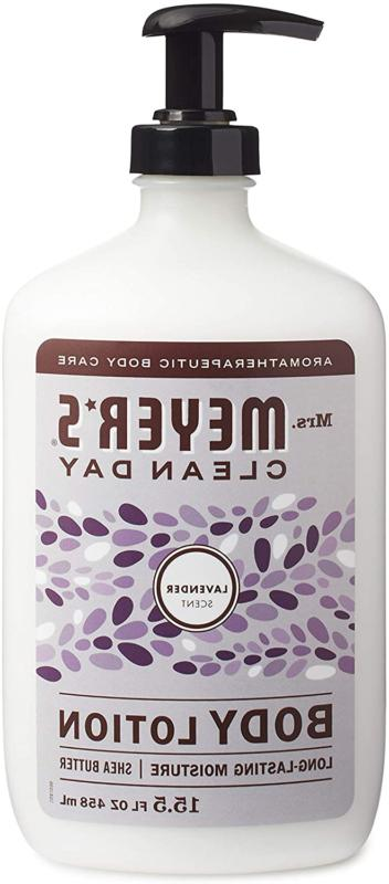Mrs. Meyer's Clean Body Lotion, 15.5