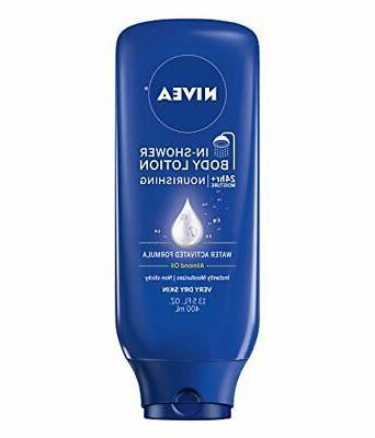 new in shower nourishing body lotion 13