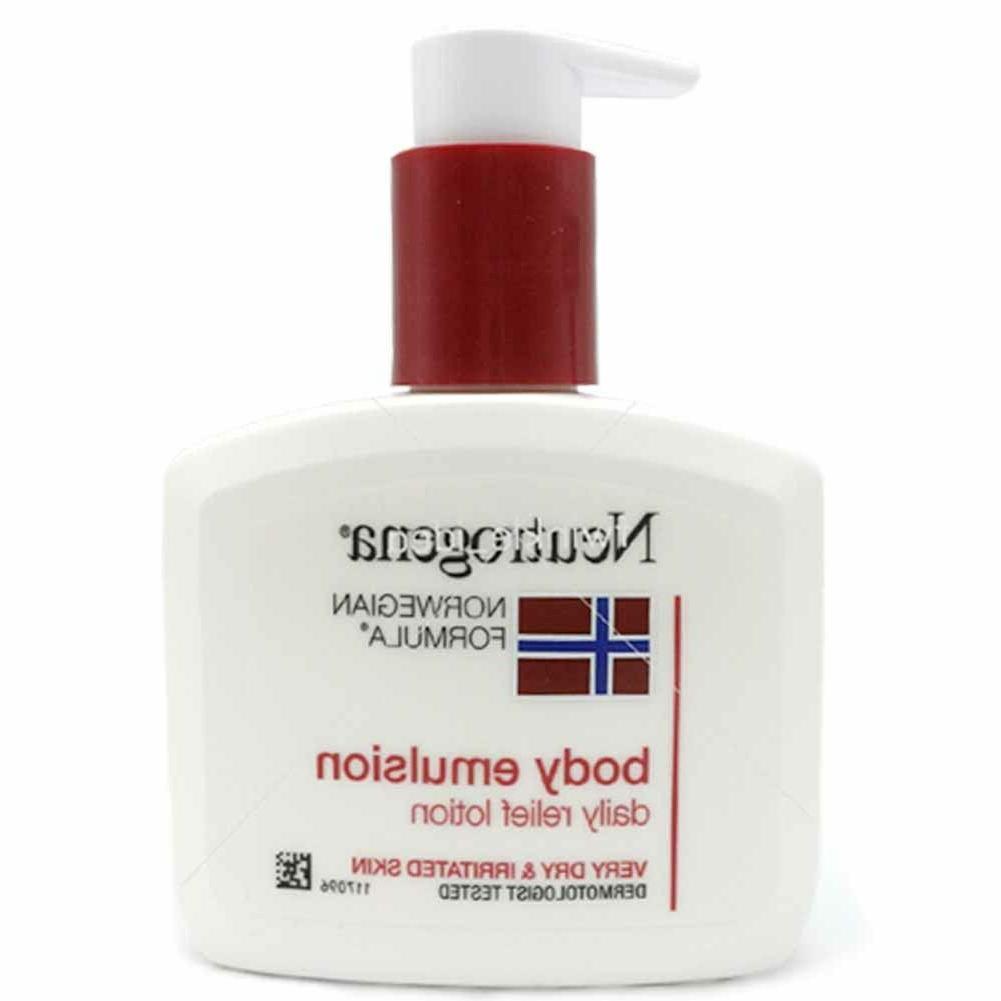norwegian formula body emulsion lotion 310ml