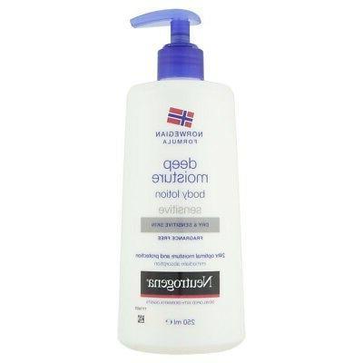 Neutrogena Norwegian Formula Moisture Dry Body Lotion