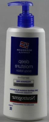 Neutrogena Norwegian Formula Deep Moisture Dry Body