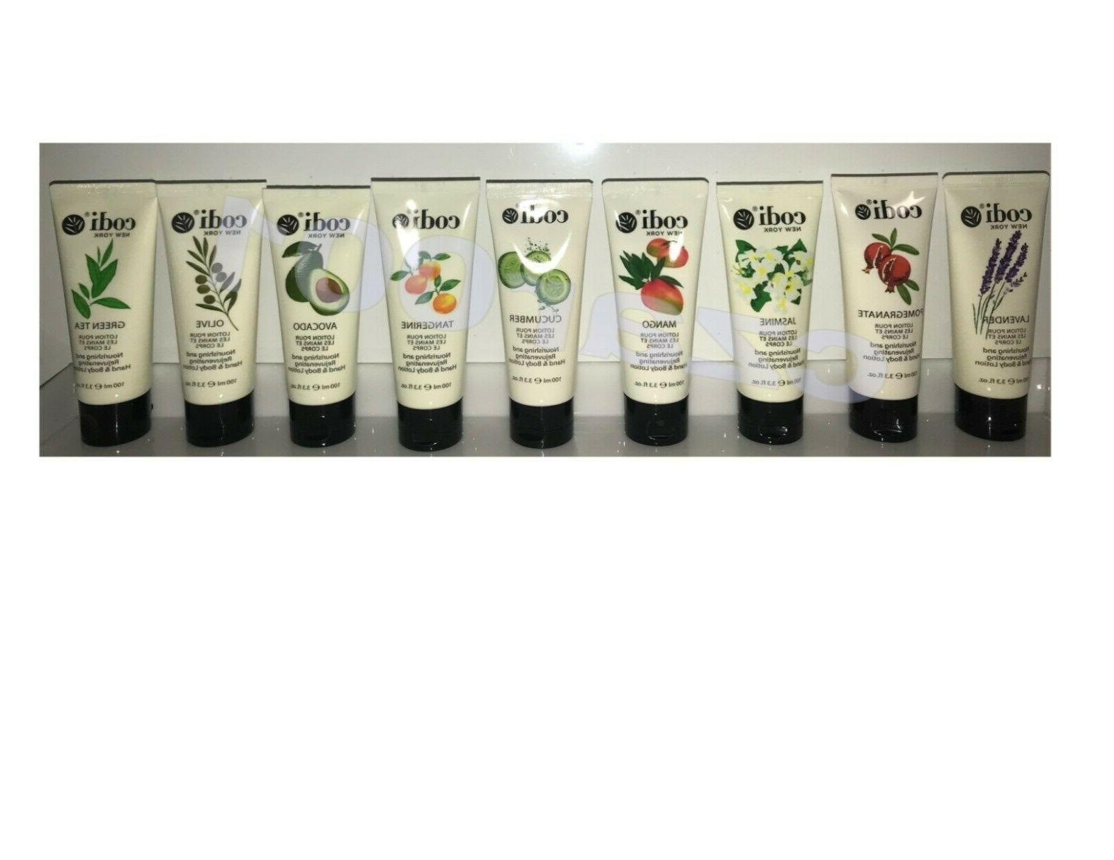 nourishing and rejuvenating hand and body lotion