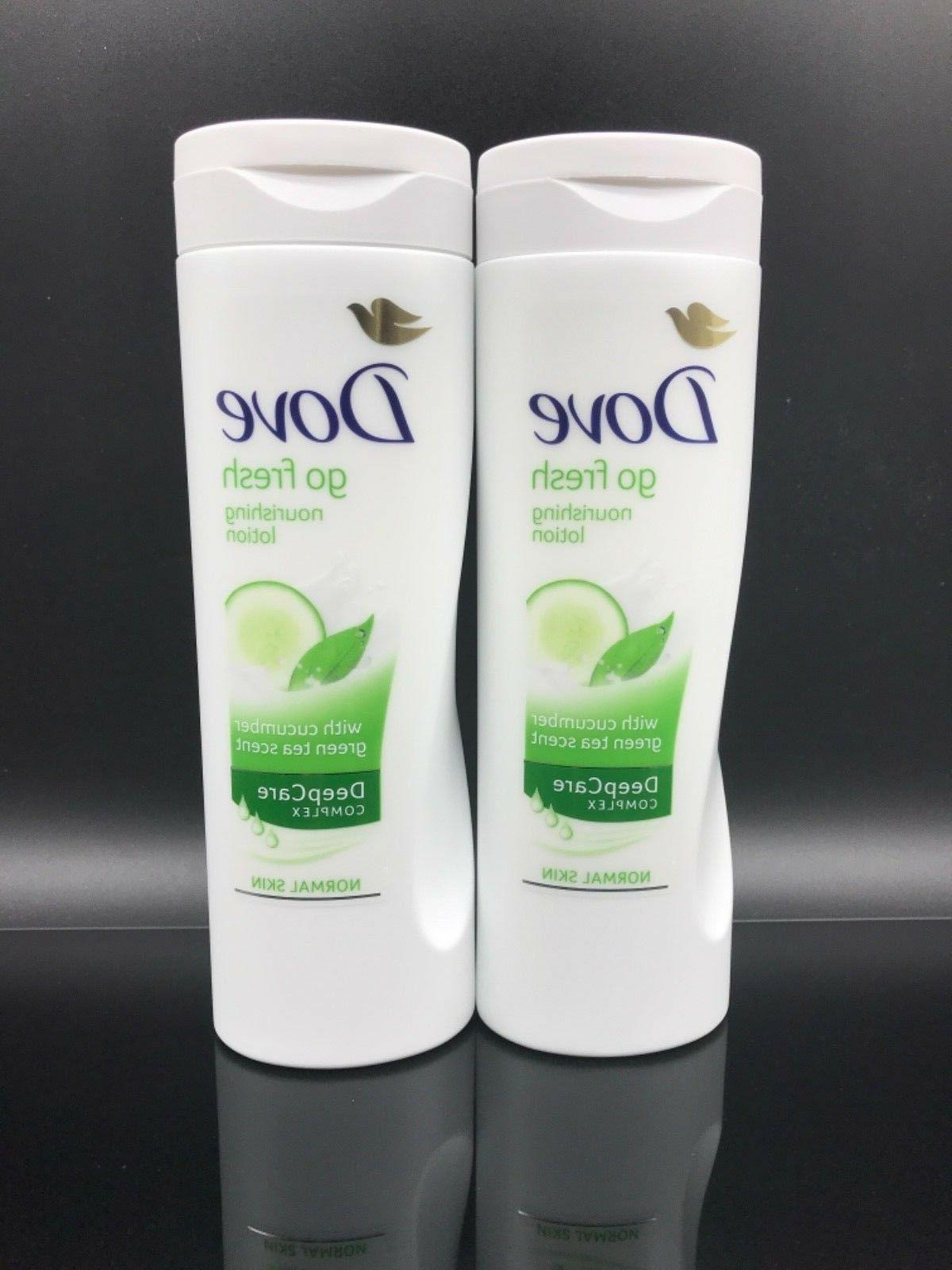 Dove Nourishing Go Fresh Deep Care With Cucumber & Green Tea
