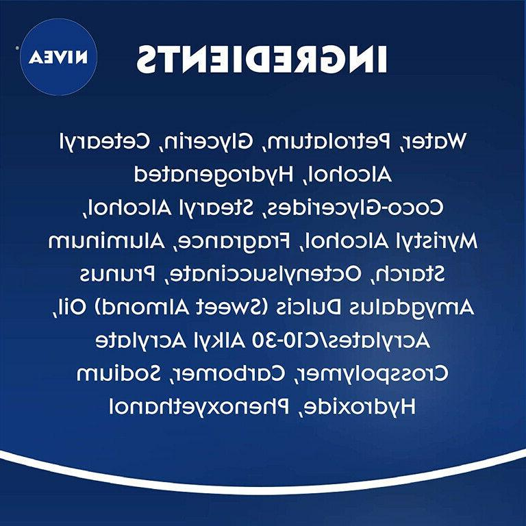 Nivea Nourishing Lotion For Dry Skin 13.5 3 Pack