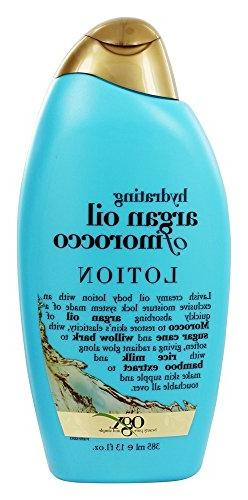 OGX Hydrating Argan Oil of Morocco Creamy Oil Body Lotion 13