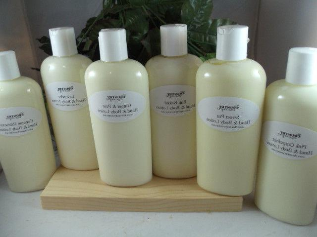 organic hand and body lotion 2oz super