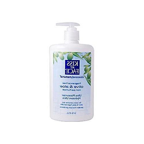 packs ultra moisturizer olive aloe