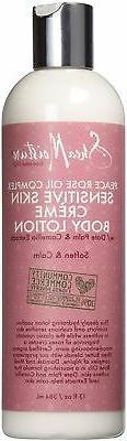 Shea Moisture Peace Rose Oil Complex Sensitive Skin Creme Bo