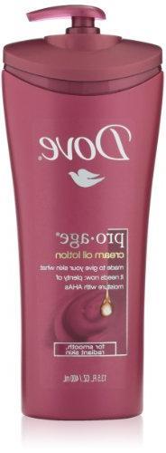 Dove ProAge Cream Oil Lotion, 13.5 Ounce