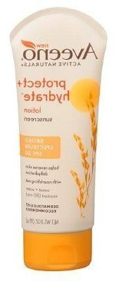 Aveeno Protect + Hydrate Spf#30 Lotion 3oz  by Aveeno