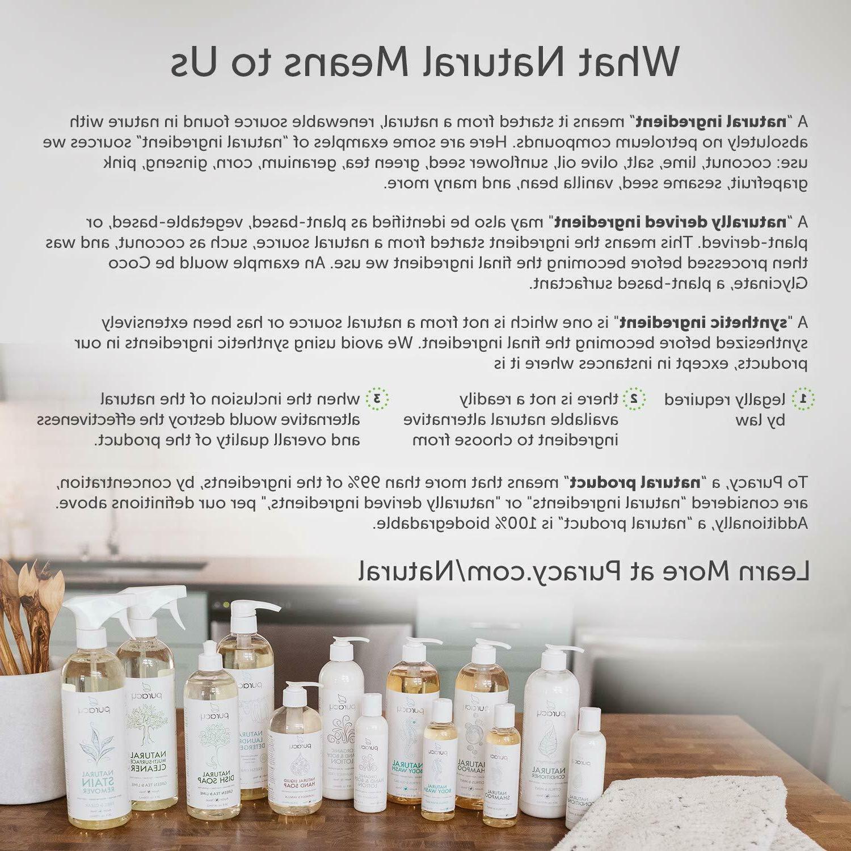 Puracy Body Fragrance Unscented Moisturizer
