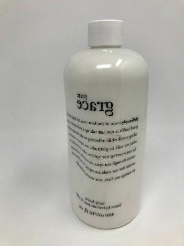 pure grace body lotion 16oz new sealed