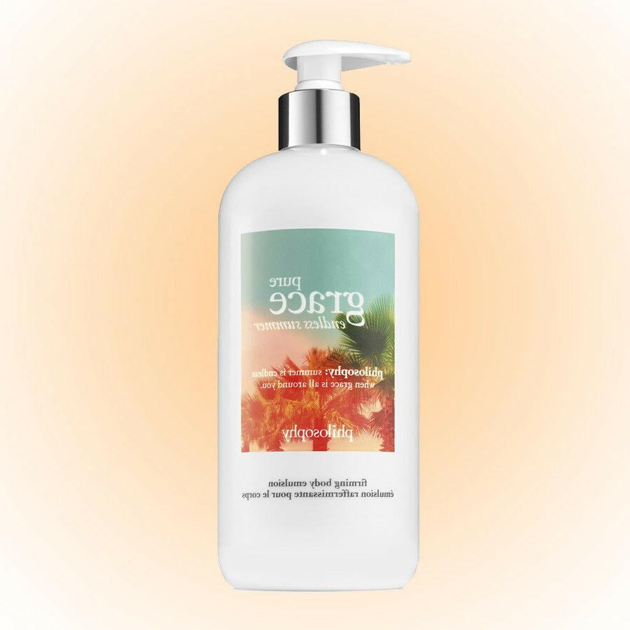 pure grace endless summer firming body lotion