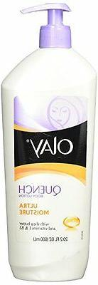Olay Quench Body Ultra Moisture Lotion, 20.2 oz