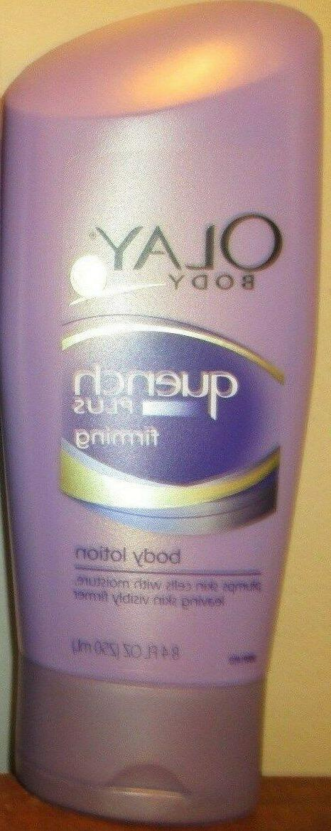 quench plus firming body lotion 8 4
