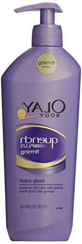 Olay Quench Plus Firming Body Lotion, 13.5 Ounce