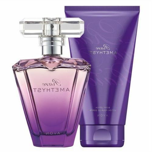 rare amethyst gift set eau de parfum