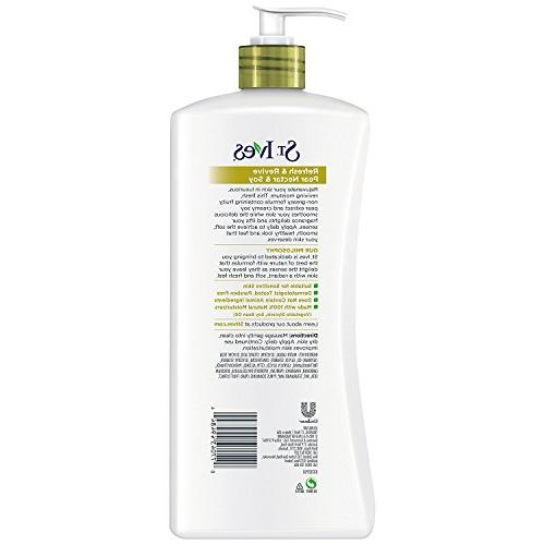 St. Revive Body Lotion, Nectar Ounce