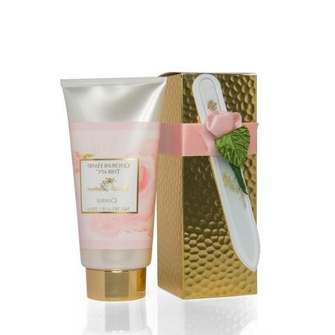 romantic manicure gift set