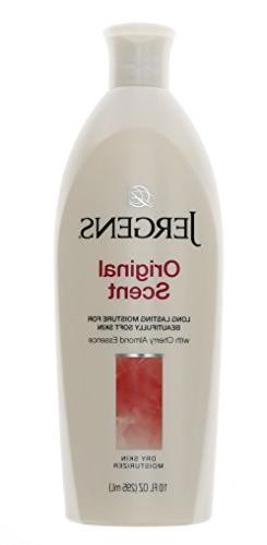 Jergens Original Scent Cherry-Almond Moisturizer 10 oz