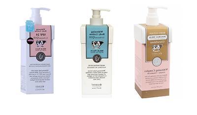 scentio whitening body lotion milk plus spf25