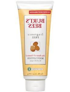Burt's Bees Fragrance Free Shea Butter & Vitamin E Body Loti