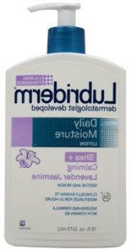 Unisex Lubriderm Shea Plus Lavender Jasmine Calming Lotion 1