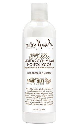 Shea Moisture Virgin Oil Hydration Lotion,