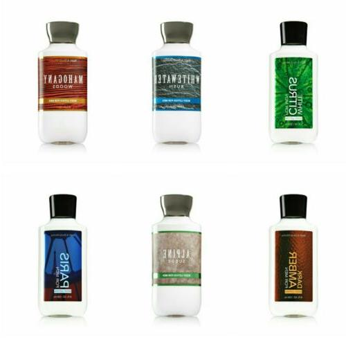 Bath and Body Works Signature Collection Body Lotion For MEN