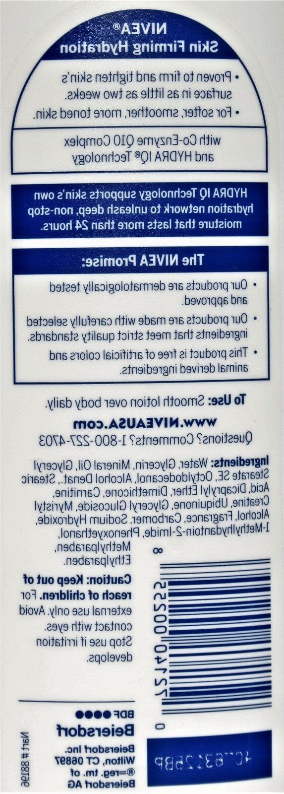 Nivea Skin Firming Hydration Body for Lot