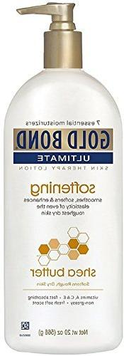 Gold Bond Ultimate Softening Skin Therapy Lotion with Shea B