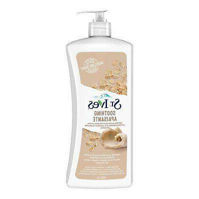 St. Ives Nourish & Soothe Oatmeal and Shea Butter Body Lotio