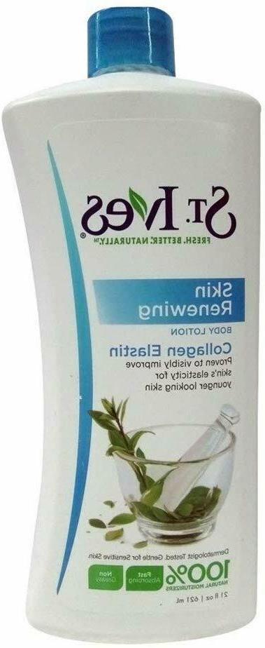 St. Ives Skin Renewing Collagen & Elastin Body Lotion 100% N