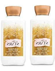 Bath and Body Works 2 Pack In The Stars Super Smooth Body Lo