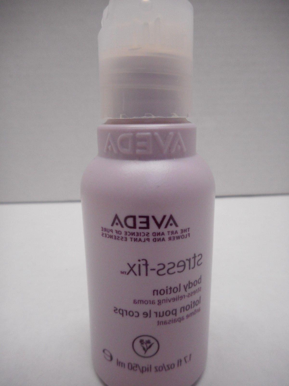 stress fix aroma body lotion 1 7