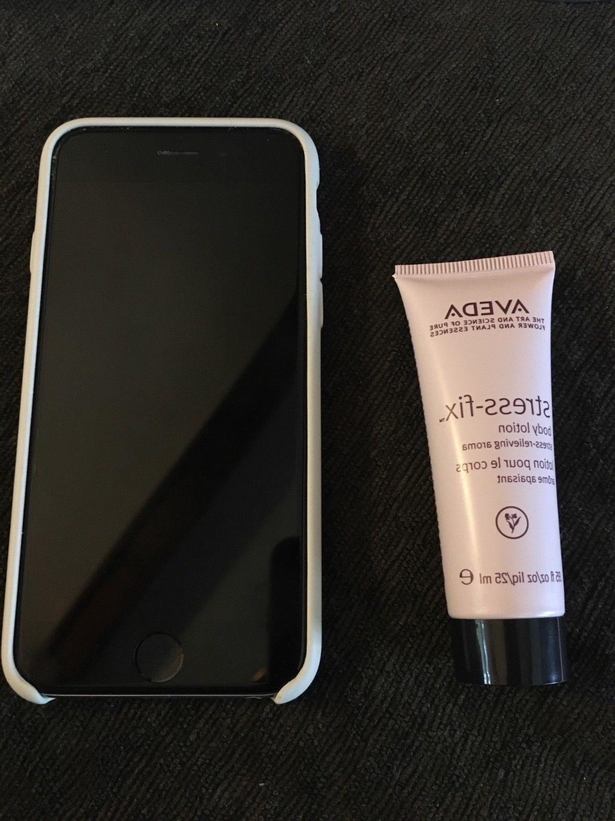 Aveda Stress Fix Body Lotion .85 Oz Travel Purse Size stress