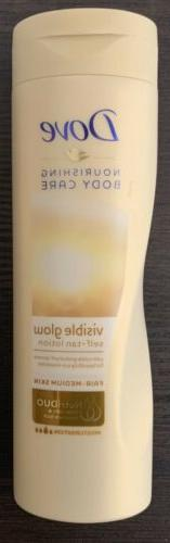 Dove Summer Glow Nourishing Lotion for Fair to Medium Skin 2