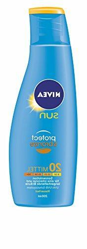 Nivea Sun Protect & Bronze Lotion SPF 20 200 ml