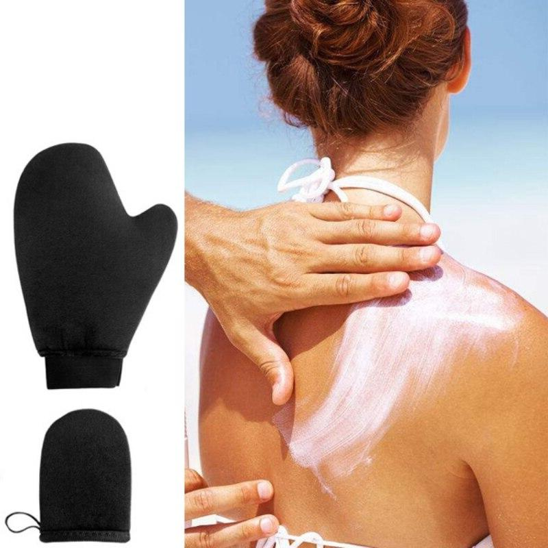 High Self Tan Applicator Gloves Cream Mousse <font><b>Body</b></font> Glove Self Tanner