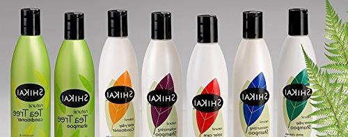 ShiKai Conditioner, With Essential Oils & Tea Tree & Stimulate & Scalp,