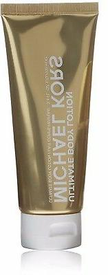 MICHAEL KORS Ultimate Body Lotion 3.4 oz./100ml NEW