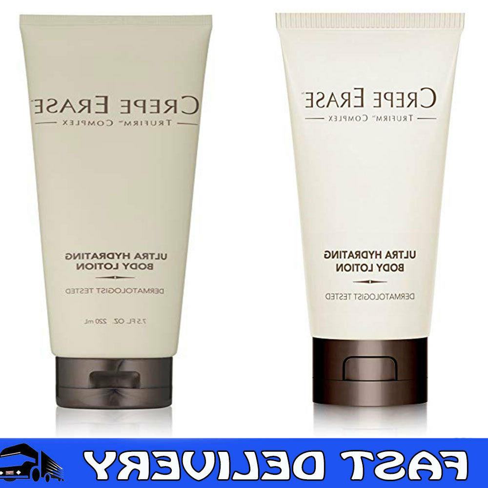 Crepe Erase Ultra Hydrating Body Lotion Non Greasy Plumping